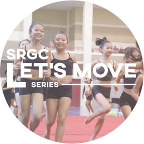 SRGC Let's Move Series